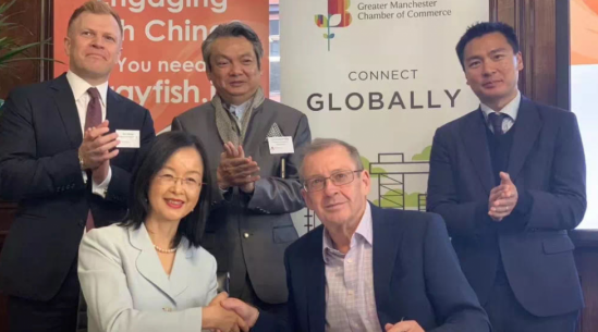Manchester businesses urged to get 'China-ready'