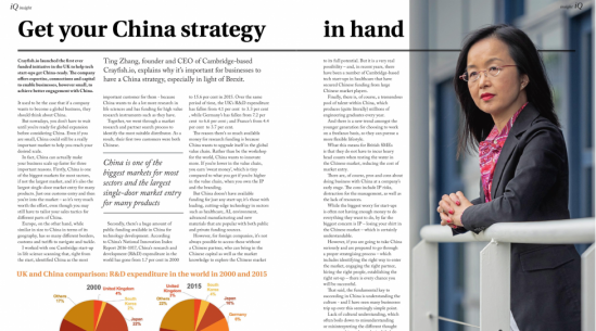 Ting's Blog: Get ready for China - A guide to doing business in the far east