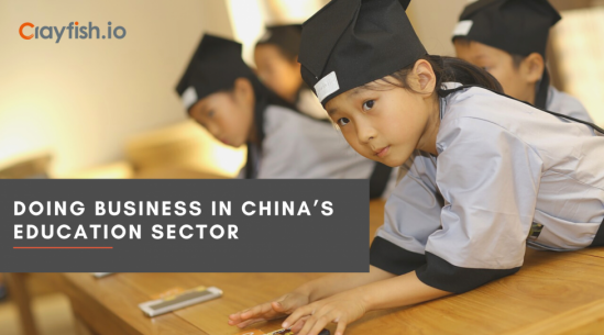 Doing Business in China's Education Sector