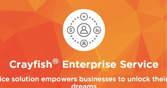 New Enterprise Service from Crayfish.io offers an integrated solution