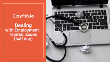 Dealing with Employment-related Issues (Half-day)